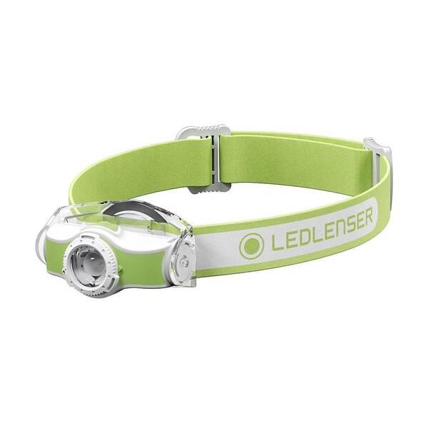 Čelovka LEDLENSER MH3 (501593) zelená