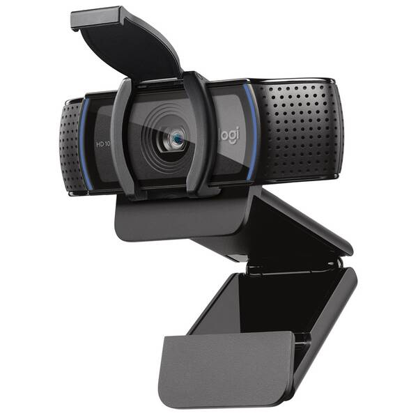 Webkamera Logitech HD C920S Pro (960-001252) čierna