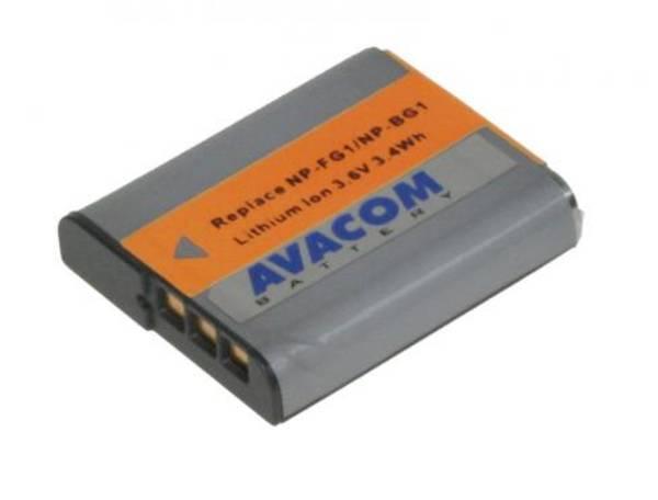 Baterie Avacom Sony NP-BG1N/FG1 Li-ion 3,6V 950mAh (DISO-BG1-843N5)