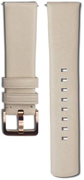 Výměnný pásek Samsung kožený pro Galaxy Watch GP-R815BR 20mm (GP-R815BREECAA ) béžový