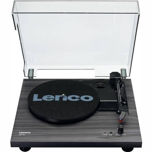 Gramofon Lenco LS-10 černý