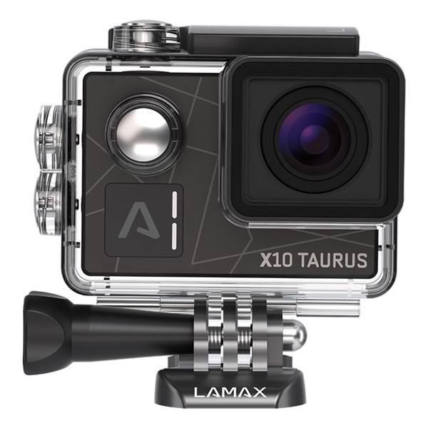 Outdoorová kamera LAMAX X10 Taurus (8594175351385) čierna