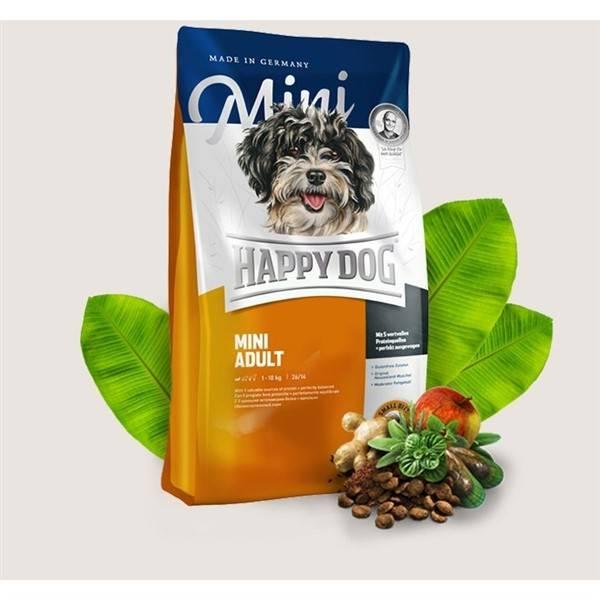 Granule HAPPY DOG MINI Adult 4 kg