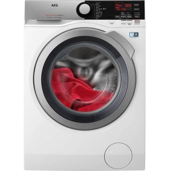 Pračka AEG ProSteam® L7FEE68SC bílá