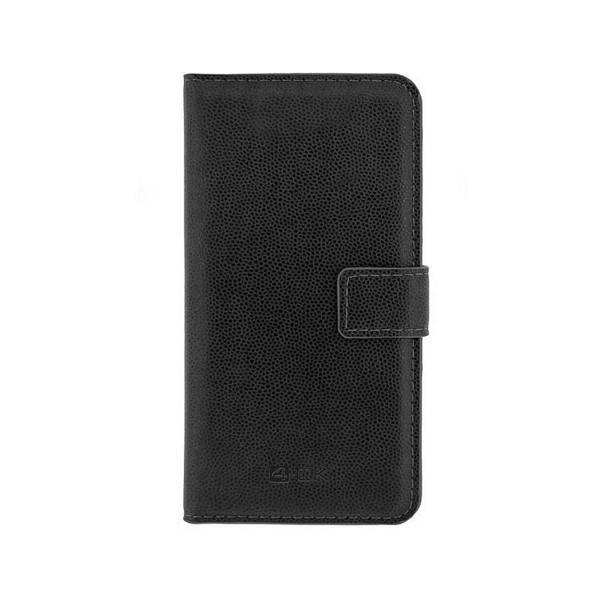 Pouzdro na mobil flipové Blautel univerzální L černé (vrácené zboží 8800301936)