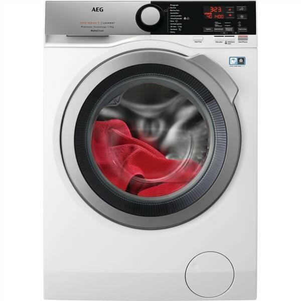 Pračka AEG ProSteam® L7FBE69SCA s funkcí AutoDose bílá