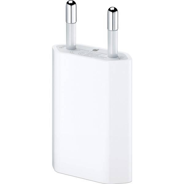 Nabíječka do sítě Apple A1400 (MD813ZM/A) bílá (poškozený obal 8800159252)