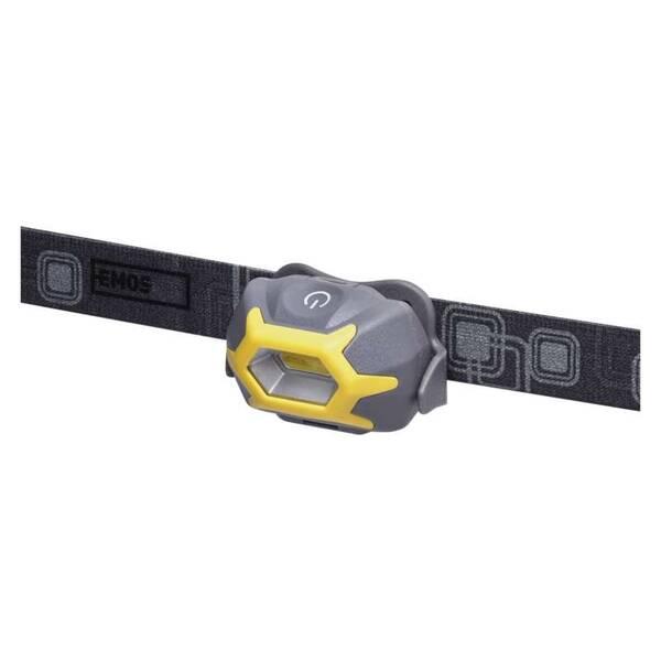 Čelovka EMOS 3 W COB LED (1441233120)