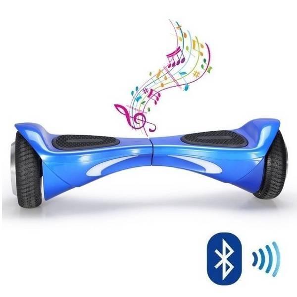 Hoverboard Kolonožka STANDART Auto Balance APP modrá (vrácené zboží 8800196797)