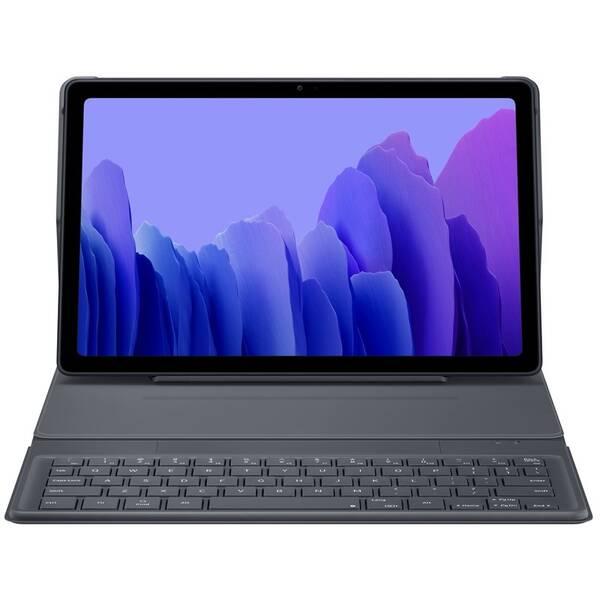 Puzdro s klávesnicou na tablet Samsung Galaxy Tab A7 (EF-DT500UJEGEU) sivé