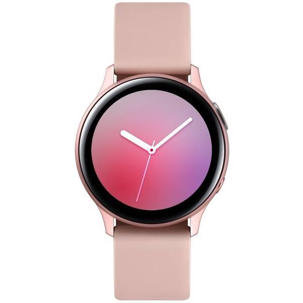 Chytré hodinky Samsung Galaxy Watch Active2 40mm (SM-R830NZDAXEZ) růžové