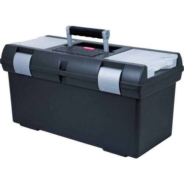 Kufr na nářadí Curver Premium 02935-976 XL stříbrný/šedý