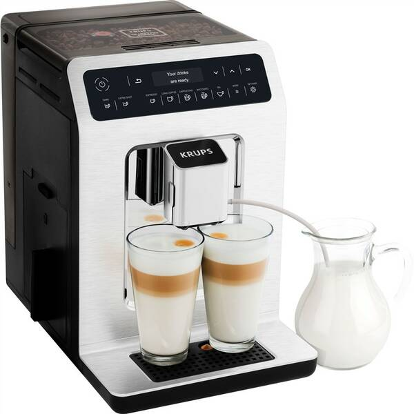 Espresso Krups Evidence EA890C10 (EA890C10) kovové