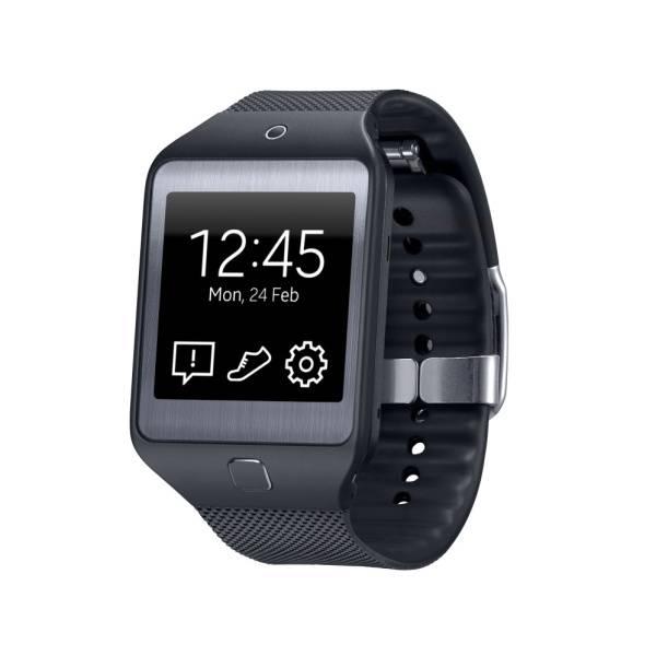Chytré hodinky Samsung Galaxy Gear 2 Neo (SM-R3810ZKAXEZ) černé