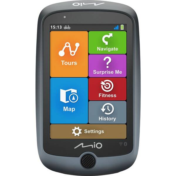 Navigačný systém GPS Mio Cyclo Discover Connect (442N68200001)