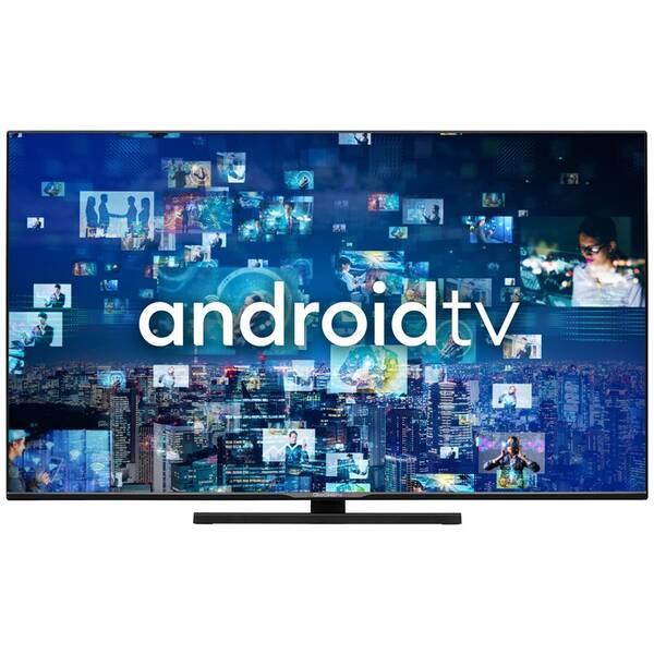 Televize GoGEN TVU 50L752 GWEB černá