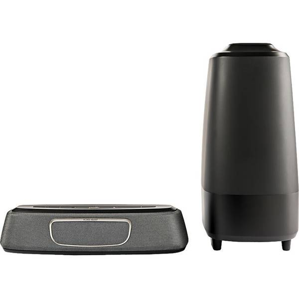 Soundbar Polk Magnifi Mini černý