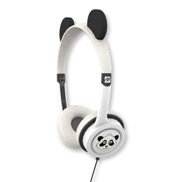 Sluchátka iFrogz Little Rockerz Costume - Panda