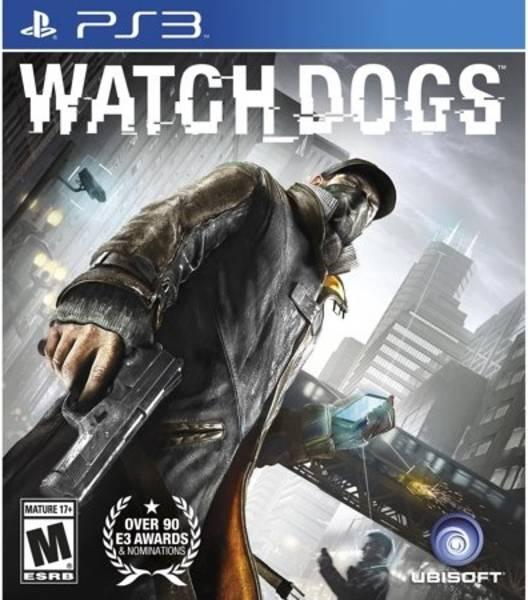 Hra Ubisoft PlayStation 3 Watch_Dogs (USP32230)