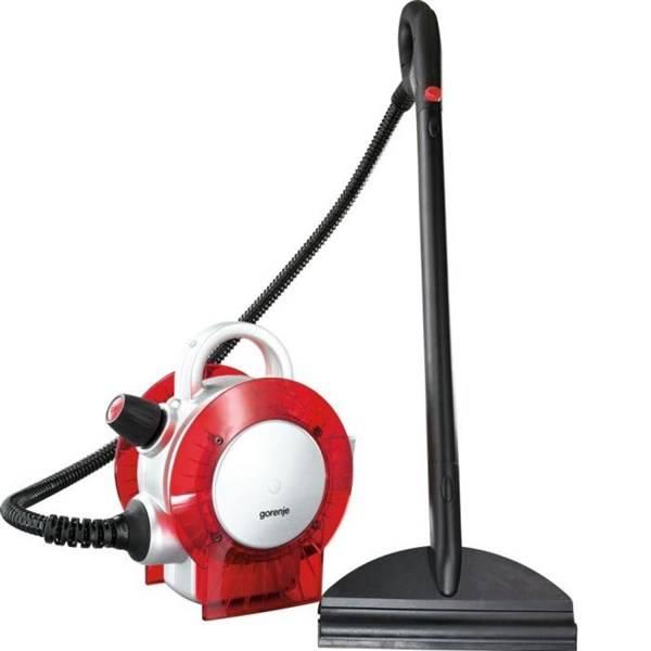 Parní čistič Gorenje SC 1800 R červený