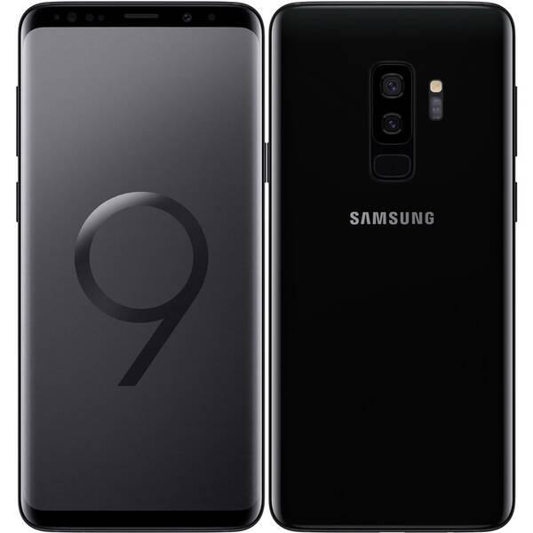 Mobilní telefon Samsung Galaxy S9+ (SM-G965FZKDXEZ) černý