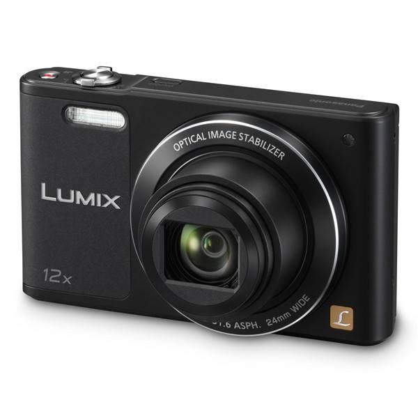 Digitálny fotoaparát Panasonic Lumix DMC-SZ10EP-K čierny