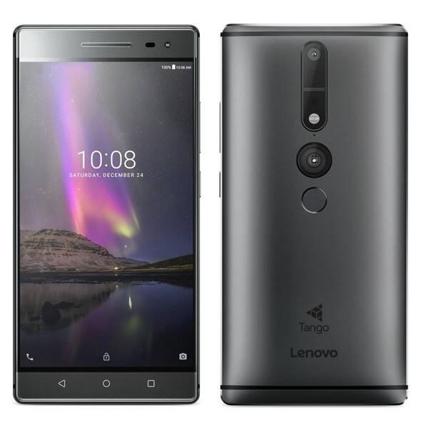 Mobilní telefon Lenovo Phab 2 Pro Dual SIM Grey (426451)