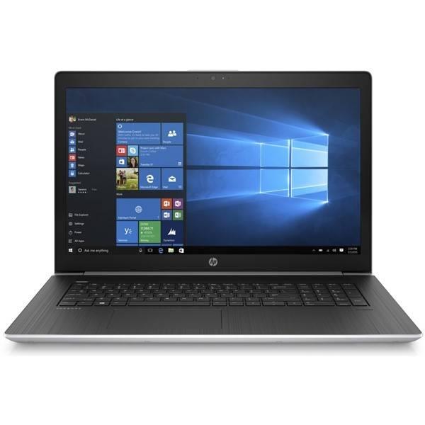 Notebook HP ProBook 470 G5 (4WU86ES#BCM) černý/stříbrný