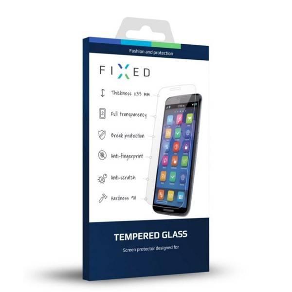 Ochranné sklo FIXED pro Huawei P8 Lite (TG14145) průhledné (poškozený obal 8918046937)