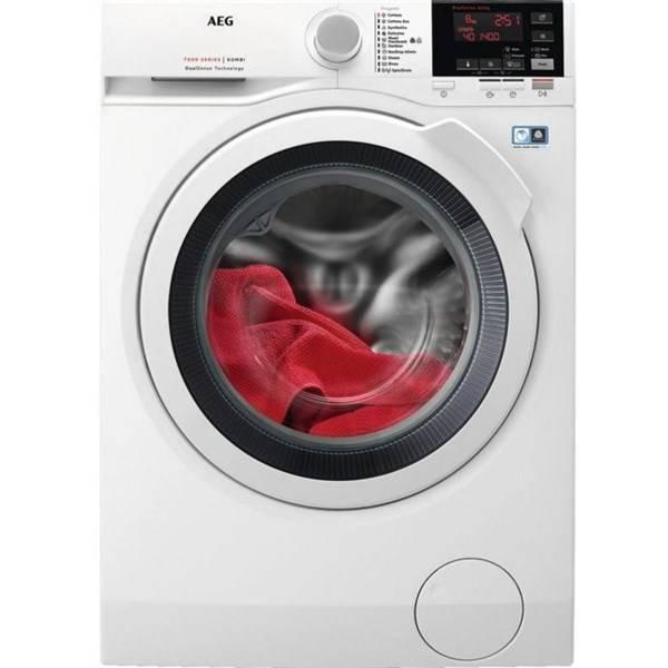 Automatická pračka se sušičkou AEG L7WBG68W bílá