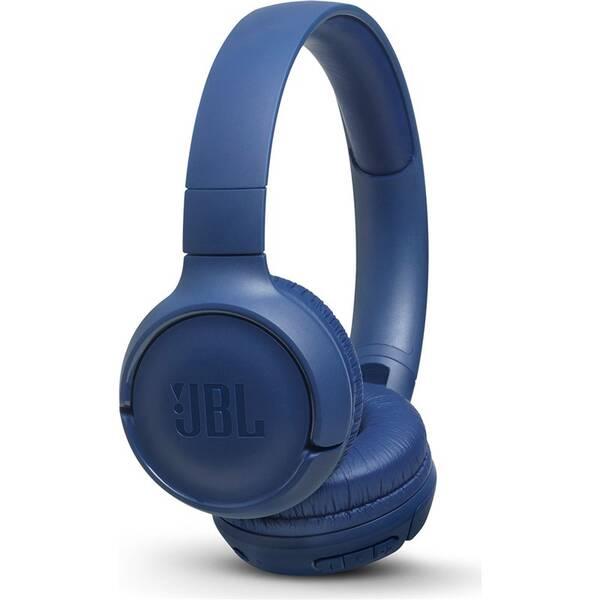 Sluchátka JBL Tune 500BT modrá (vrácené zboží 8800310277)