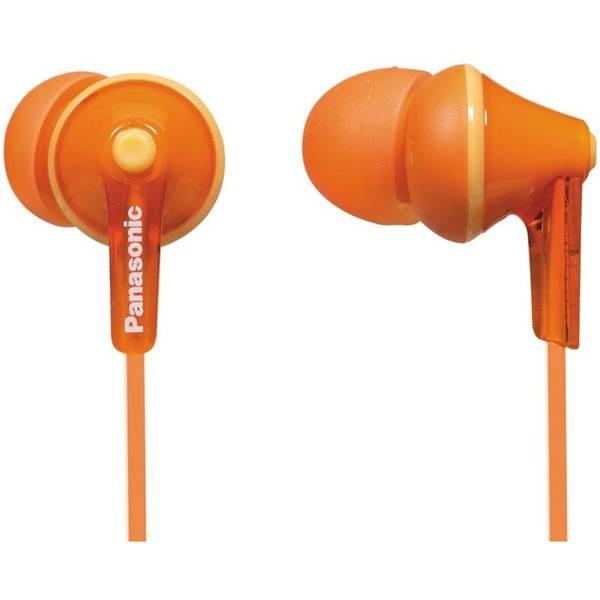 Sluchátka Panasonic RP-HJE125E-D (RP-HJE125E-D) oranžová