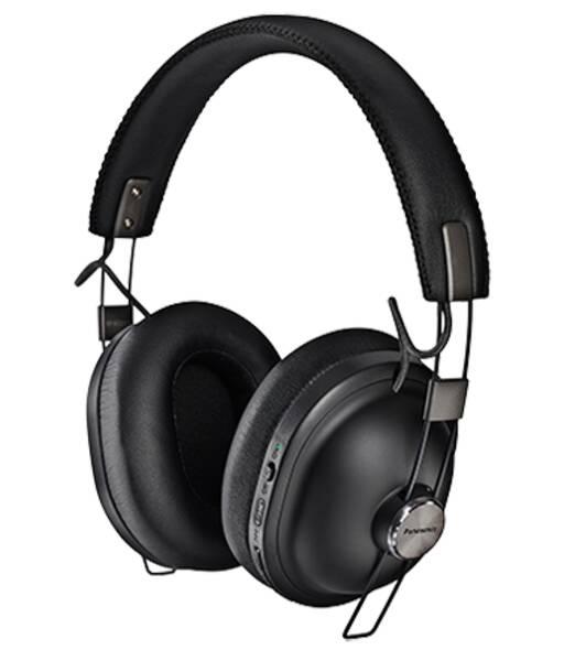 Sluchátka Panasonic RP-HTX90NE-K (RP-HTX90NE-K) černá