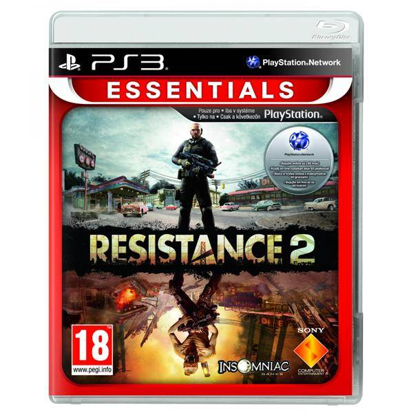 Hra Sony PlayStation 3 Resistance 2 (Essentials) (PS719223641)