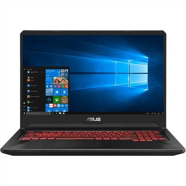 Notebook Asus TUF Gaming FX705DY-AU017T (FX705DY-AU017T) černý