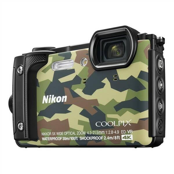 Digitální fotoaparát Nikon Coolpix W300, Holiday Kit (VQA073K001)