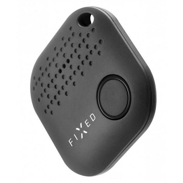 Kľúčenka FIXED Smile hlídač osobních věcí (FIXSM-SMILE-BK) čierna