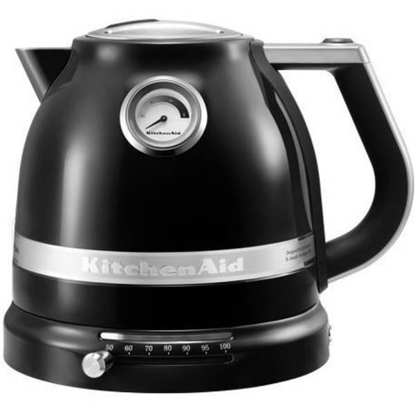 Rychlovarná konvice KitchenAid Artisan 5KEK1522EOB černá barva