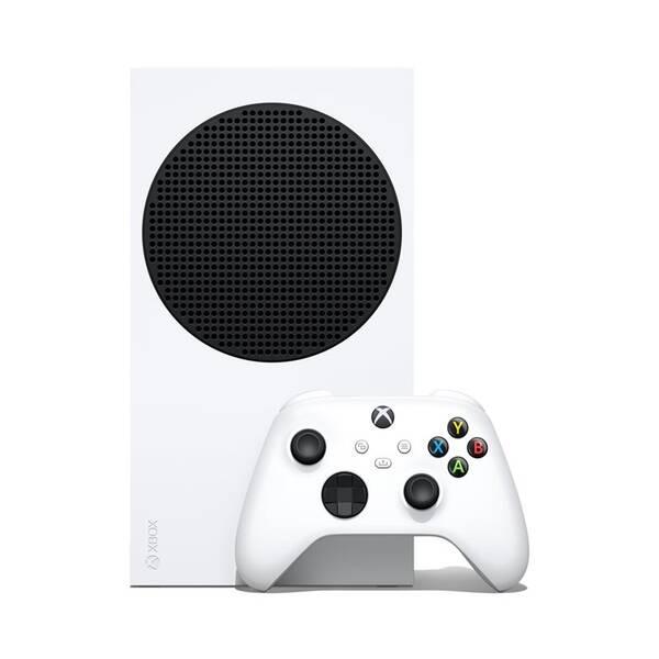 Herná konzola Microsoft Xbox Series S (RRS-00010)
