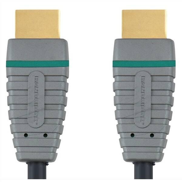 Kabel Bandridge Blue Blue HDMI 1.4, 2m (BN-BVL1202)