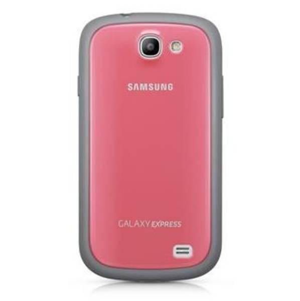 Kryt na mobil Samsung pro Galaxy Express (EF-PI873BPEGWW) ružový