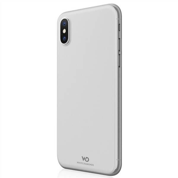 Kryt na mobil White Diamonds Ultra Thin Iced Case na Apple iPhone Xs Max (WD1396CLR5) priehľadný
