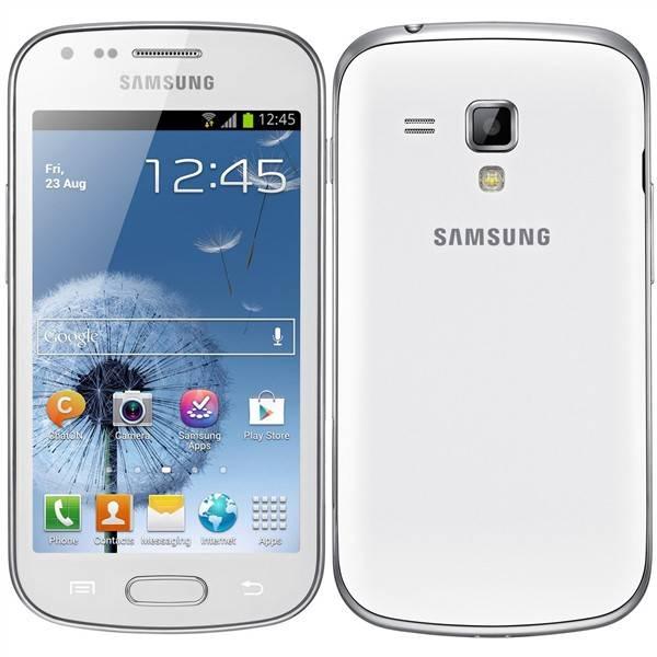Mobilní telefon Samsung Galaxy Trend (S7560) (GT-S7560UWAETL) bílý