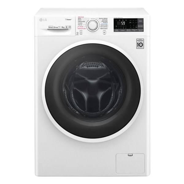 Automatická práčka so sušičkou LG F70J7HG0W biela