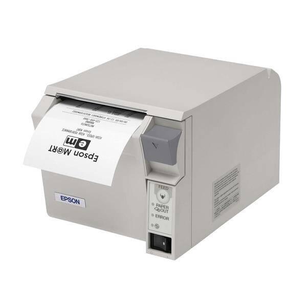 Tiskárna pokladní Epson TM-T70II (C31CD38023A0) bílá