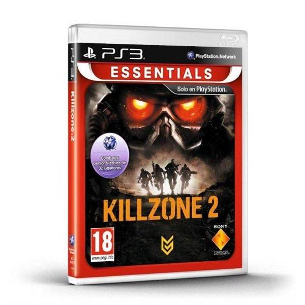 Hra Sony PlayStation 3 Killzone 2  (Essentials) (PS719244356)