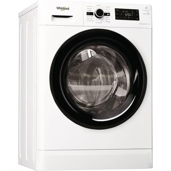 Pračka Whirlpool FreshCare+ FWSG71283BV EE bílá barva