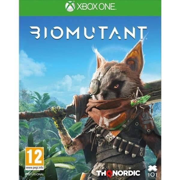 Hra THQ Nordic Xbox One Biomutant