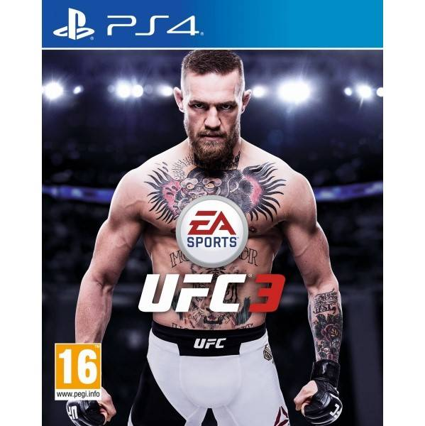 Hra EA PlayStation 4 UFC 3 (5030946121595)