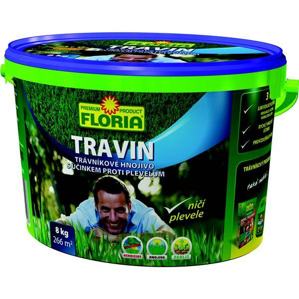 Hnojivo Agro Travin 8 kg